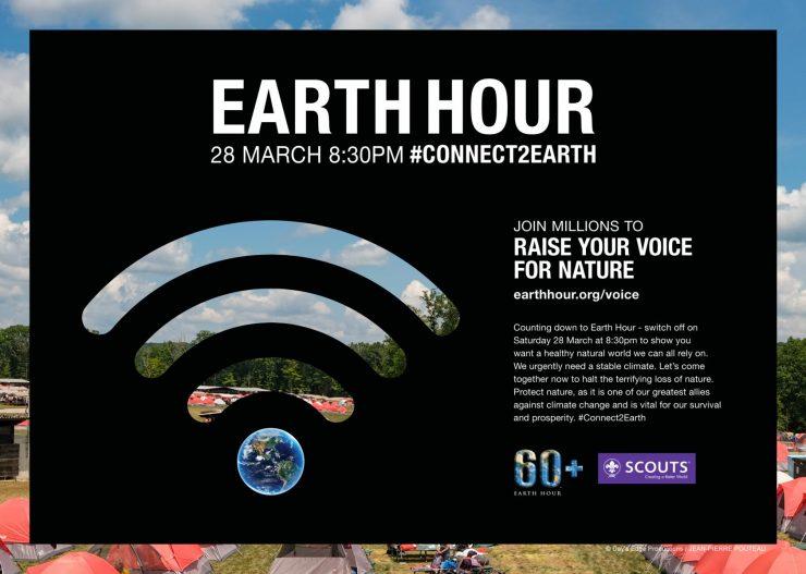 Earth Hour 2020
